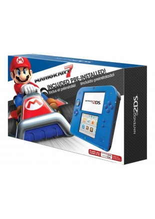 Consola 2DS Mario Kart 7 Edition