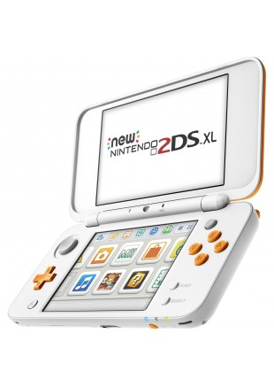 Consola New Nintendo 2DS XL WHITE
