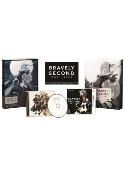 Bravely Second End Layer Collector's Edition 3DS
