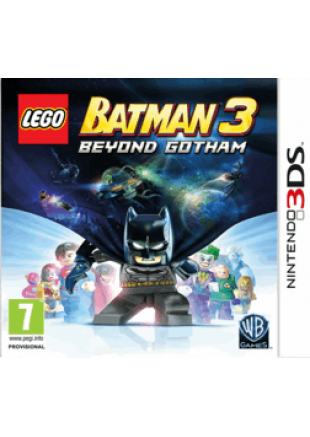 Lego Batman 3 Beyond Gotham 3DS