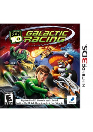 Ben 10: Galactic Racing 3DS