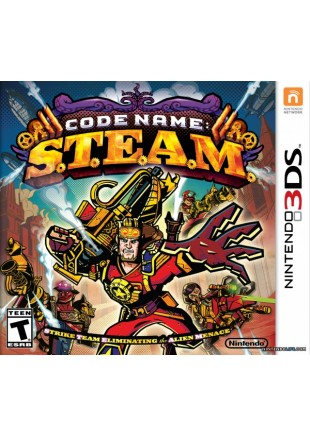 Code Name: S.T.E.A.M. 3DS