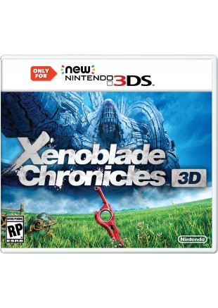 Xenoblade Chronicles new 3DS