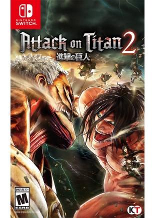 Attack on Titan 2 NSW