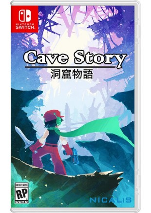 Cave Story+ SWITCH