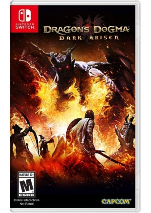 Dragon's Dogma Dark Arisen NSW