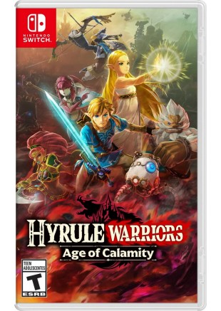 Hyrule Warriors: Age of Calamity NSW