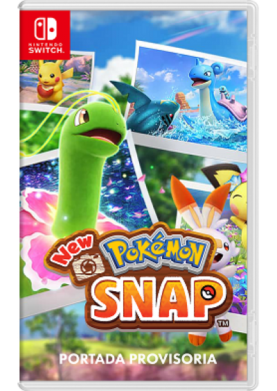 New Pokemon Snap NSW