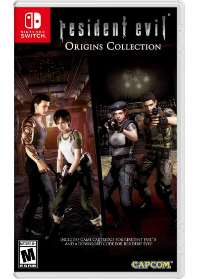 Resident Evil Origins Collection NSW