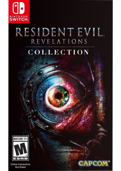 Resident Evil Revelations Collection SWITCH