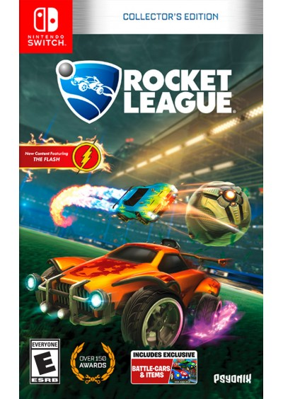 Rocket League: Collector's Edition SWITCH