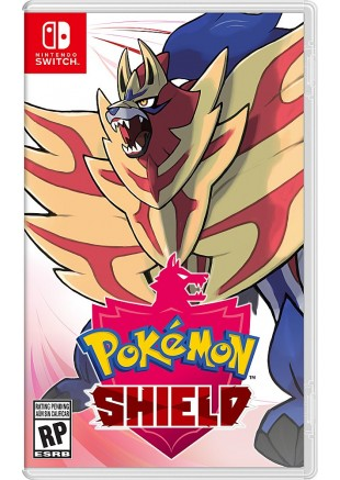 Pokémon Shield NSW