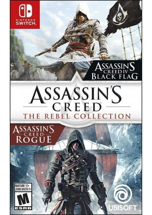 Assassin's Creed Rebel Collection NSW