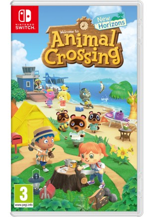 Animal Crossing New Horizons NSW (EURO)