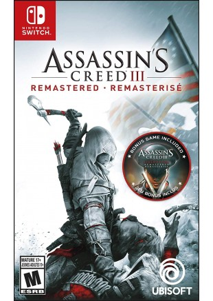 Assassin's Creed III Remastered NSW