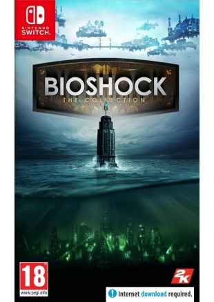 BioShock: The Collection NSW (EURO)