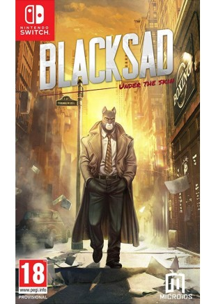 Blacksad: Under The Skin Limited Edition NSW