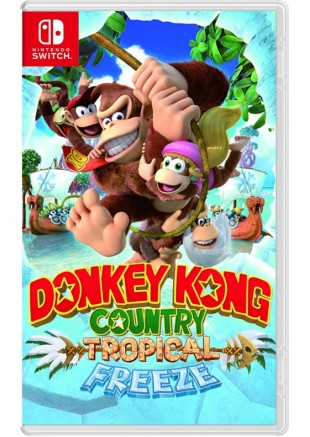 Donkey Kong Country Tropical Freeze NSW