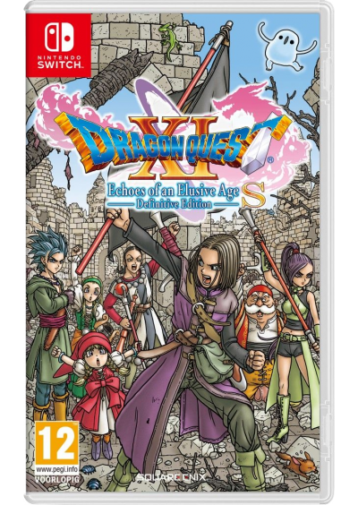 Dragon Quest XI: Echoes of an Elusive Age D.E. NSW