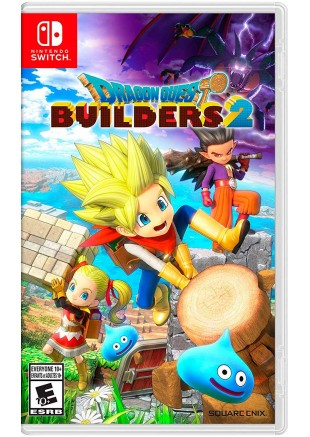 Dragon Quest Builders 2 NSW