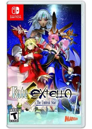 Fate/EXTELLA: The Umbral Star NSW