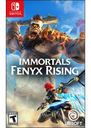 Immortals Fenyx Rising NSW