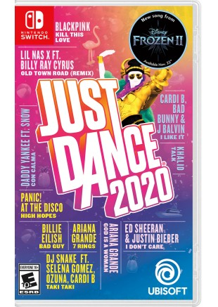Just Dance 2020 NSW