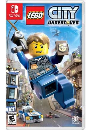 Lego City Undercover NSW