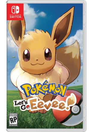 Pokémon Let's Go Eevee NSW