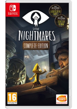 Little Nightmares Complete Edition NSW