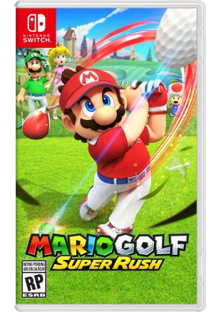 Mario Golf: Super Rush NSW