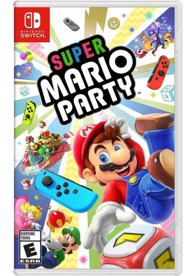 Super Mario Party NSW