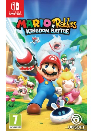 Mario + Rabbids: Kingdom Battle SWITCH