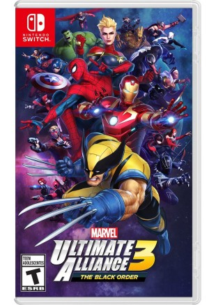 Marvel Ultimate Alliance 3: The Black Order NSW