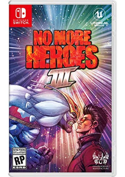 No More Heroes III NSW