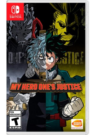 My Hero Academia: One's Justice NSW