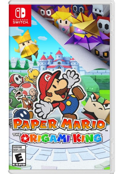 Paper Mario The Origami King NSW