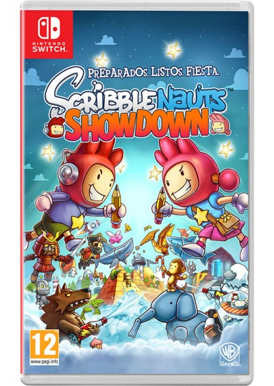 Scribblenauts Showdown NSW
