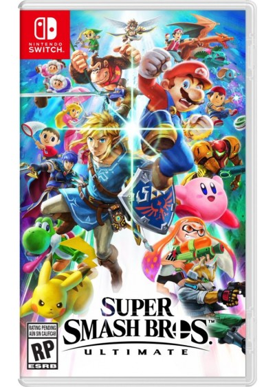 Super Smash Bros Ultimate NSW