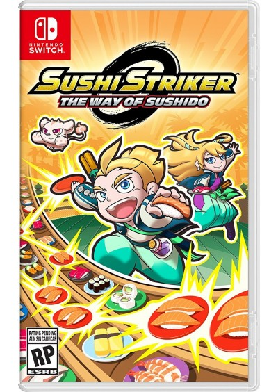Sushi Striker: The Way of the Sushido NSW