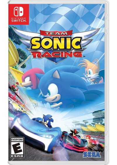 Team Sonic Racing Switch