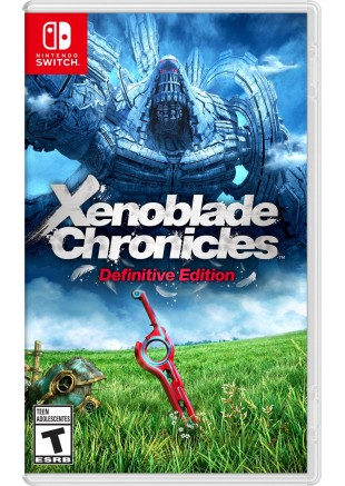 Xenoblade Chronicles Definitive Edition NSW