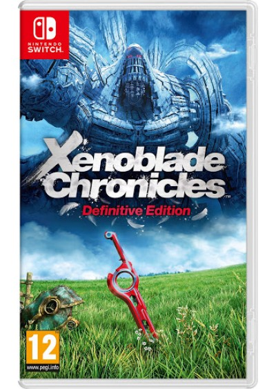 Xenoblade Chronicles Definitive Edition NSW (EURO)