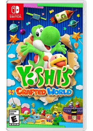 Yoshi's Crafted World NSW