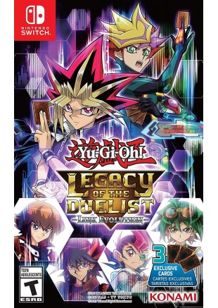 Yu-Gi-Oh! Legacy of the Duelist Link Evolution NSW