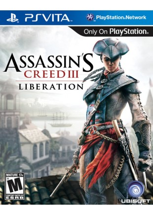 Assassin's Creed III Liberation PS VITA