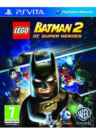 Lego Batman 2 DC Superheroes PS VITA