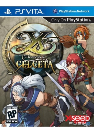 YS Memories of Celceta PS Vita