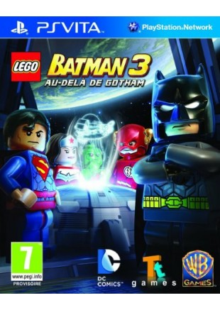 Lego Batman 3 Beyond Gotham PS Vita