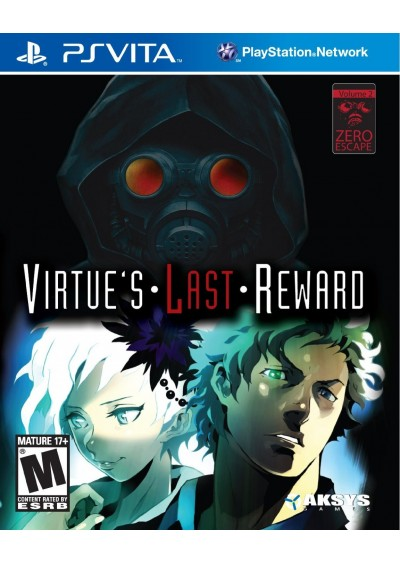 Virtue's Last Reward PS Vita